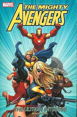 Mighty Avengers 1 By Bendis, Brian Michael